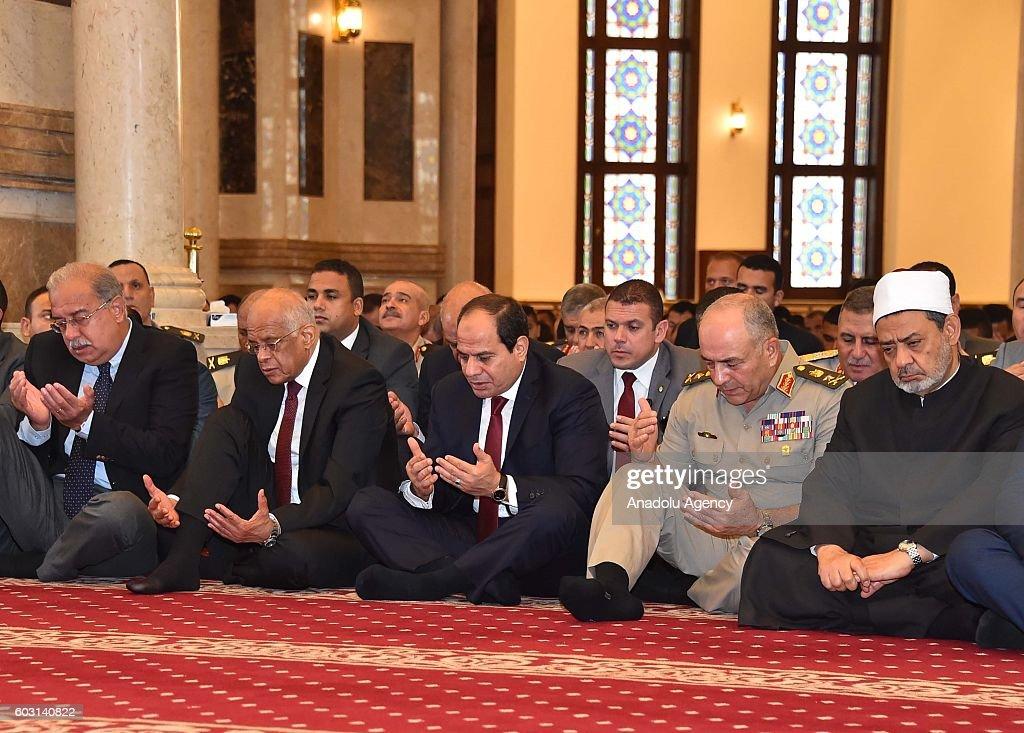 Eid Al-Adha in Egypt : News Photo