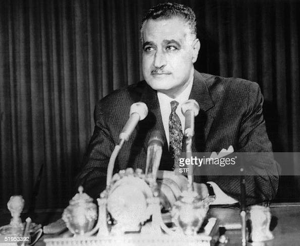 In Profile: General Nasser Photos and Images | Getty Images