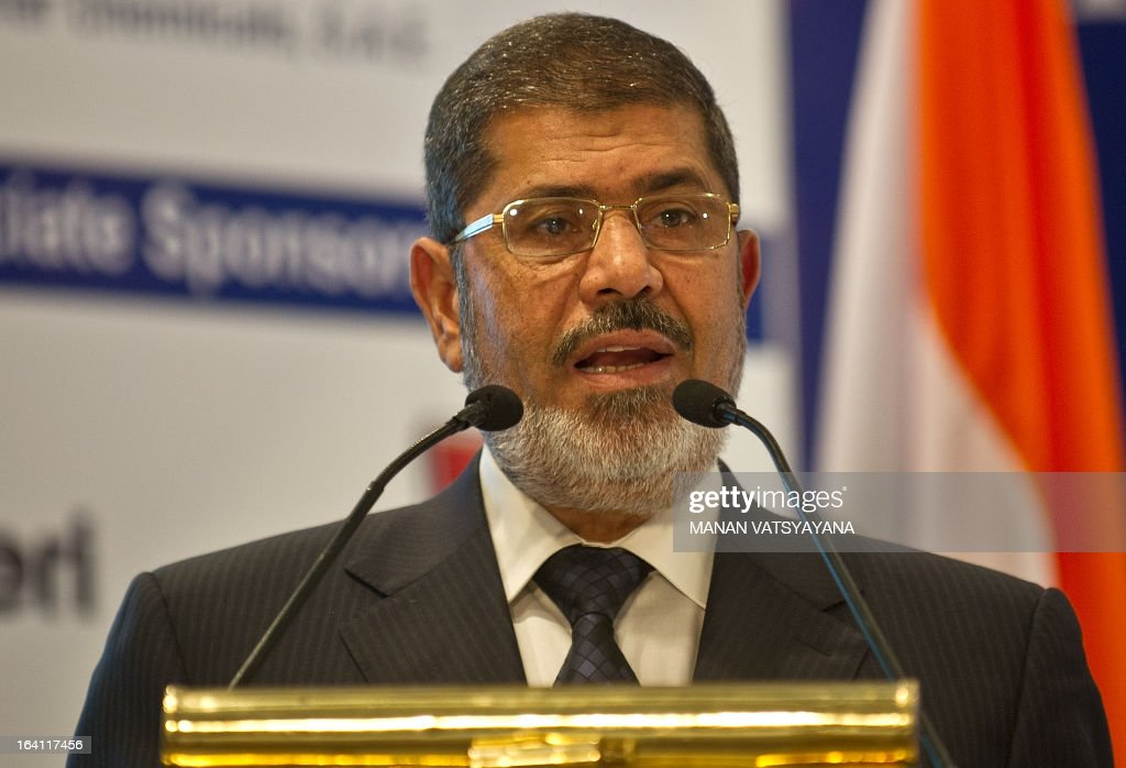 INDIA-EGYPT-DIPLOMACY : News Photo