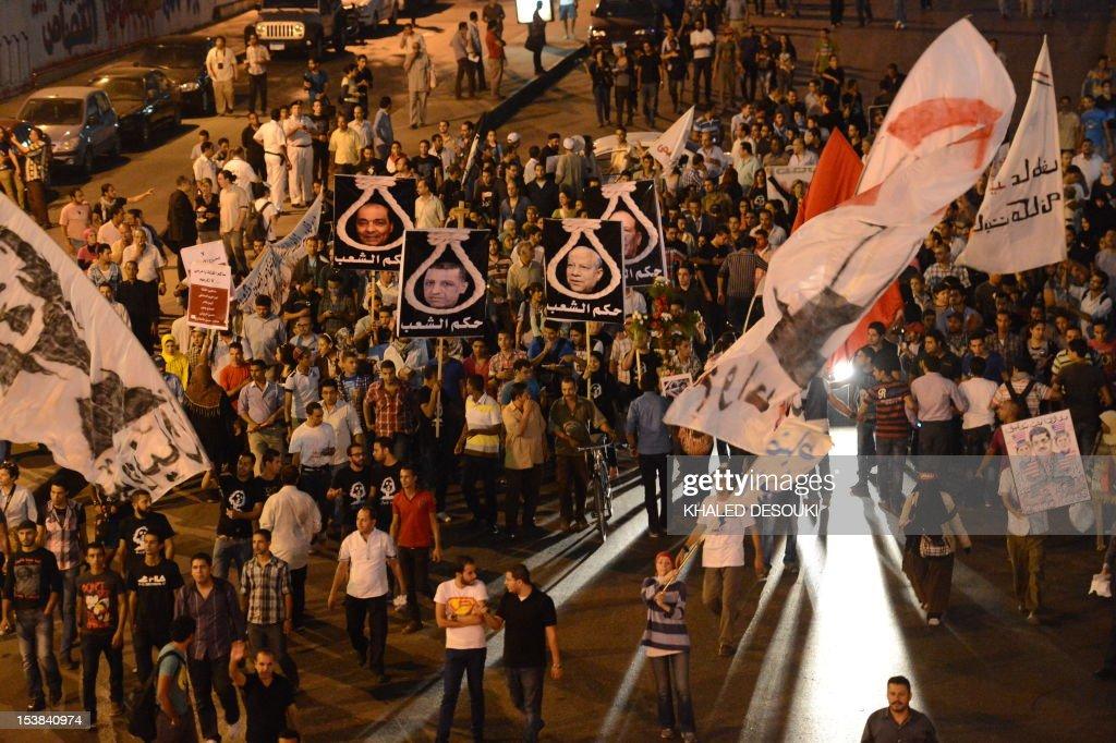 EGYPT-POLITICS-COPT-DEMO : News Photo