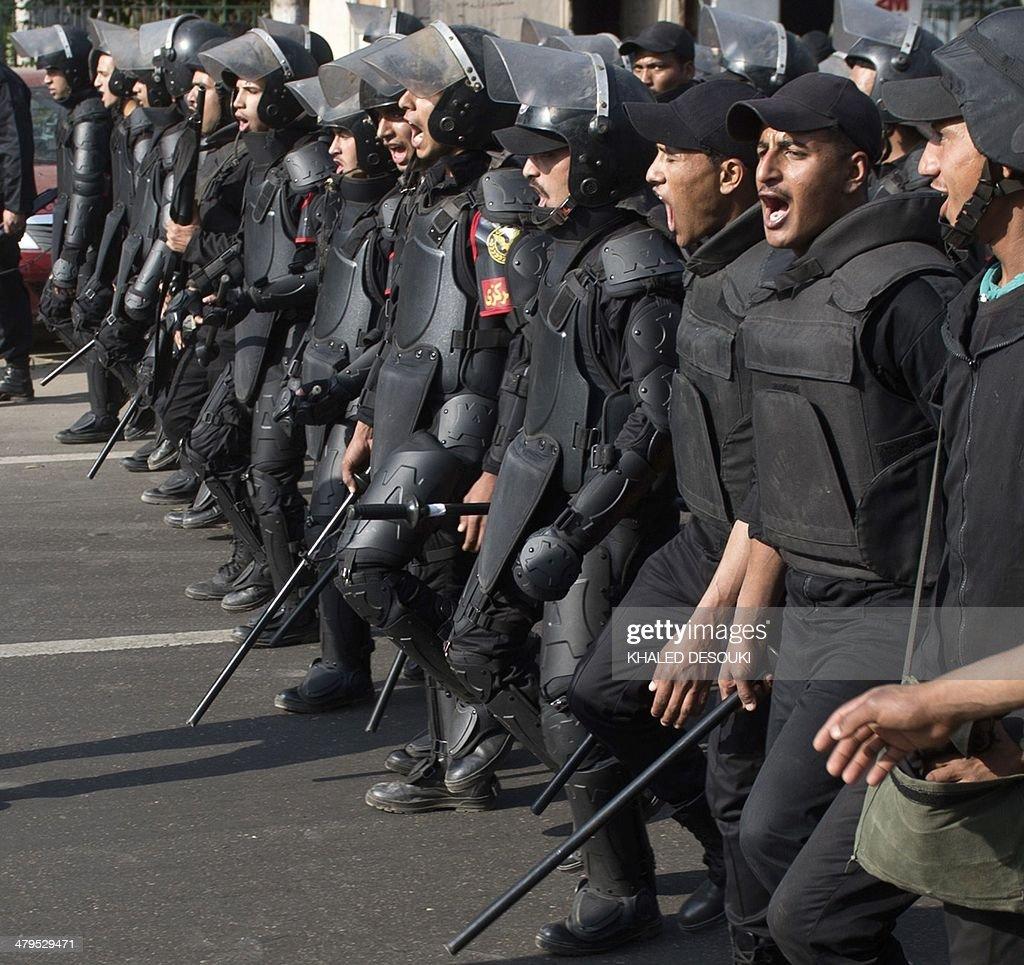 EGYPT-UNREST-POLITICS : ニュース写真