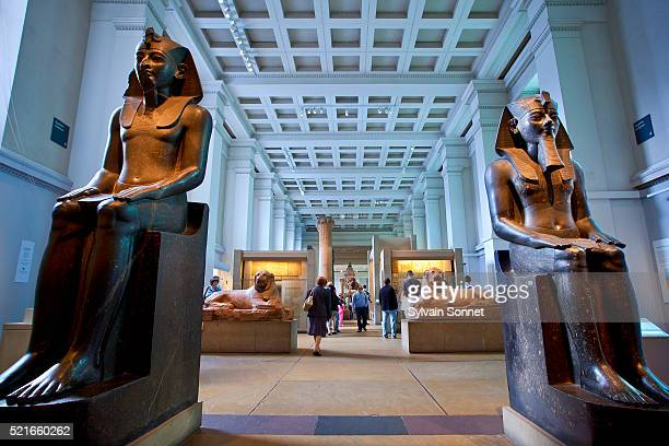 Egyptian Sculpture at the British Museum