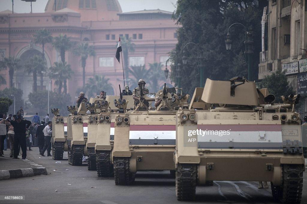 EGYPT-POLITICS-UNREST-ISLAMIST-DEMO : News Photo