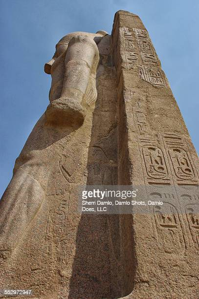 egyptian statue - damlo does stock pictures, royalty-free photos & images