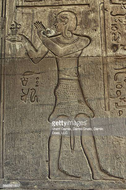 egyptian temple artwork - damlo does stock pictures, royalty-free photos & images