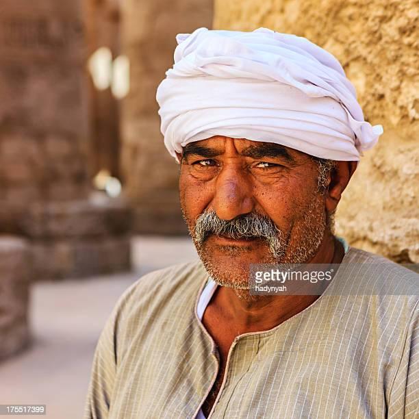 Ägyptischer Tempel bewachen Komplex in Karnak, Luxor, Ägypten