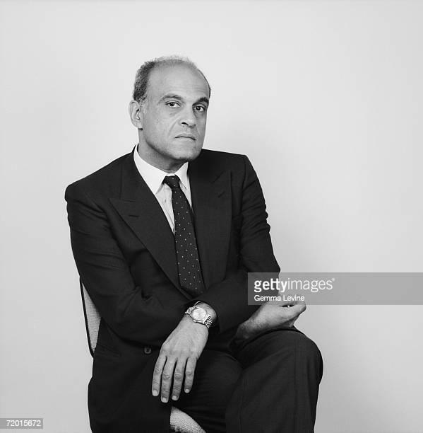 Egyptianborn heart surgeon Magdi Yacoub circa 1985