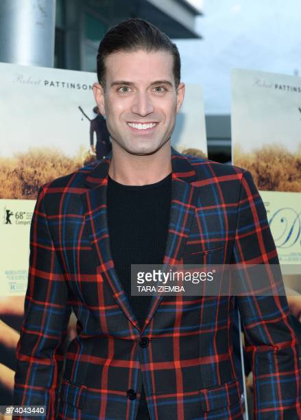 EgyptianCanadian actor Omar Sharif Jr arrives at the Magnolia Pictures' 'Damsel' premiere at ArcLight Hollywood in Hollywood California on June 13...