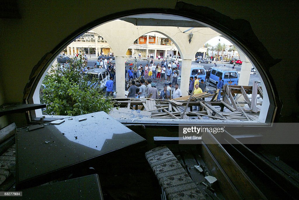 Three Bombs Kill At Least 83 In Egyptian Resort Of Sharm El-Sheikh : ニュース写真