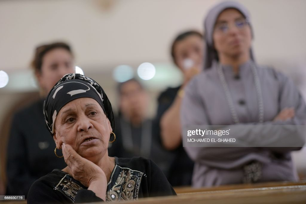 EGYPT-UNREST-COPTS : News Photo