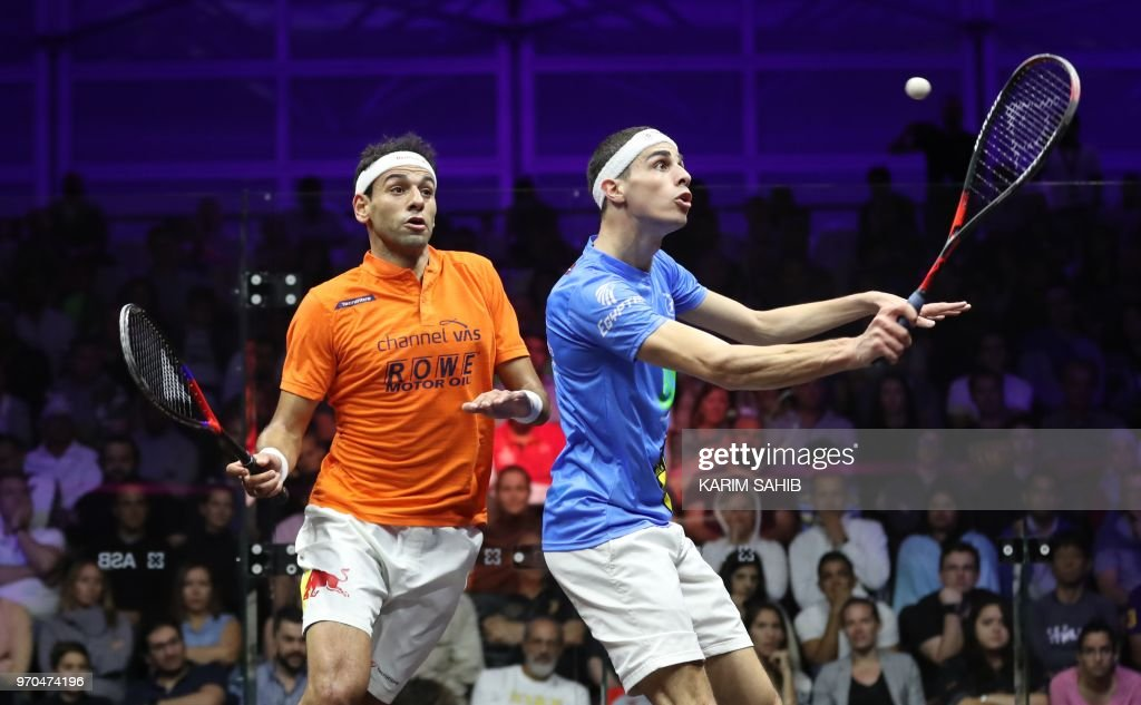 SQUASH-PSA-WORLD-UAE : News Photo