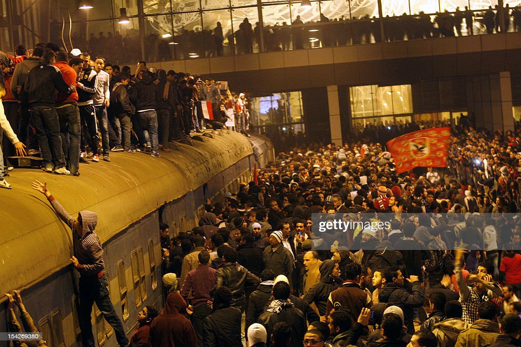 FBL-EGYPT-UNREST : News Photo