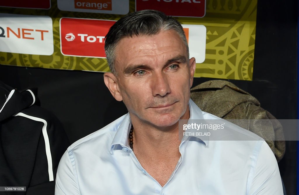 egypts-alahly-coach-patrice-carteron-attends-the-caf-champions-league-picture-id1059791028