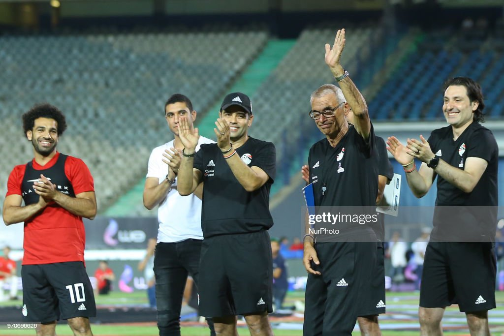Egypt - Final Training Before World Cup 2018 Russia