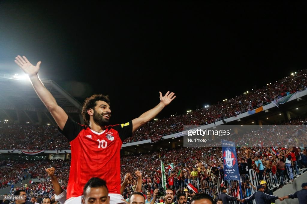 Egypt v Congo - WC 2018 qualify : News Photo
