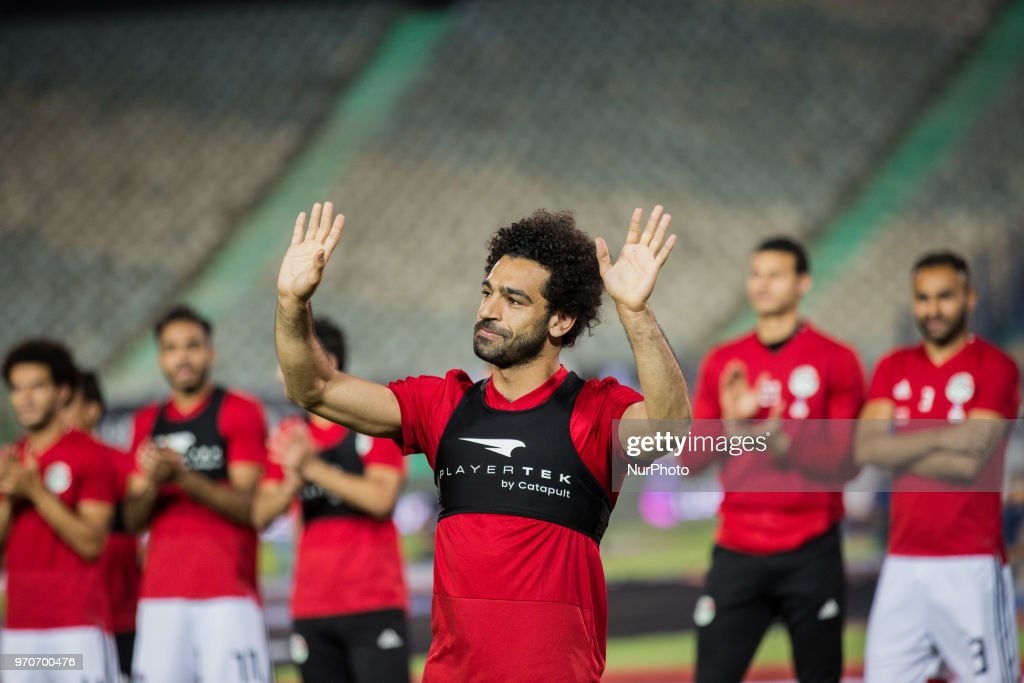 Egypt - Final Training Before World Cup 2018 Russia : News Photo
