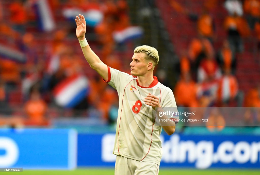 North Macedonia v Netherlands - UEFA Euro 2020: Group C : News Photo