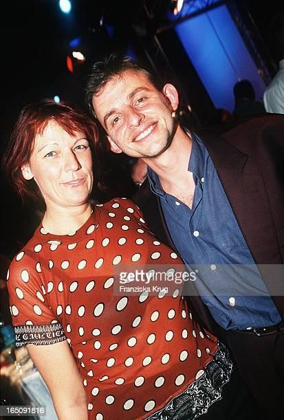 Ehefrau Patricia Dominique Horwitz Bei 50 Jahre Stern Party