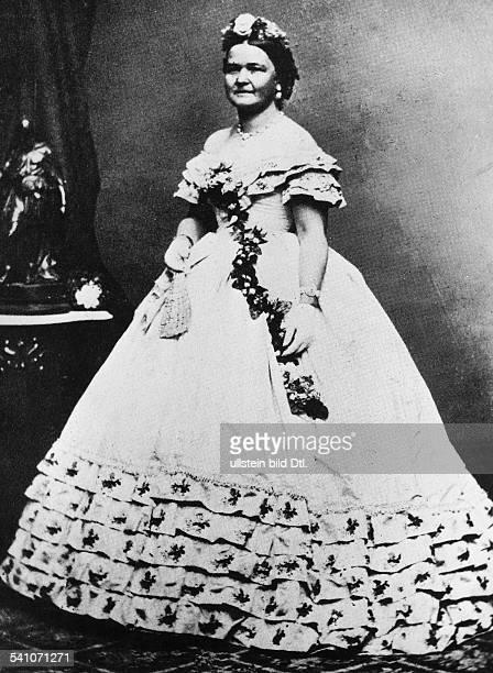 Ehefrau von Abraham LincolnPorträt von Brady