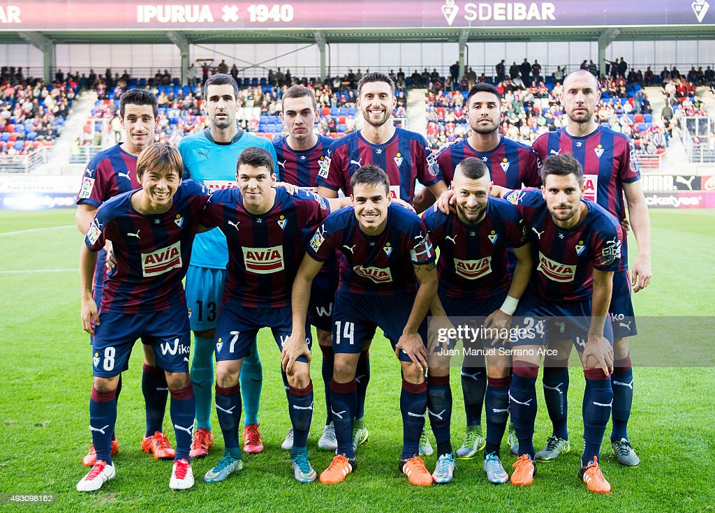 SD Eibar v Sevilla FC - La Liga : News Photo