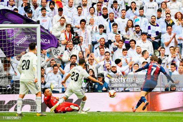 Real Madrid Vs Eibar Stock Pictures Royalty Free Photos Images