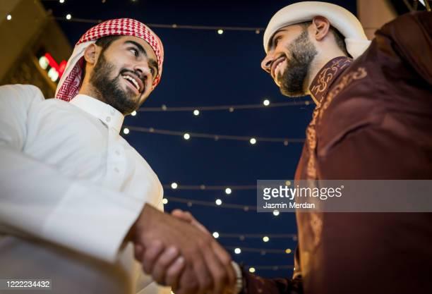 eid mubarak - gulf countries stock-fotos und bilder