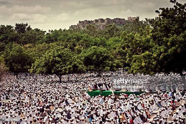 Eid-ul-Fitr Prayers, Hyderabad