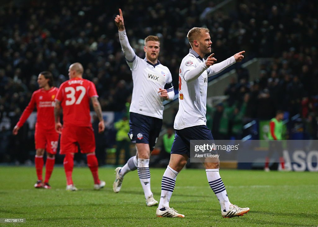Bolton Wanderers v Liverpool - FA Cup Fourth Round Replay