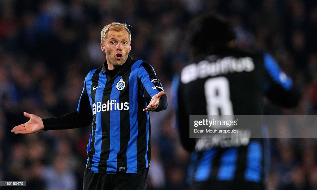 Club Brugge v Racing Genk - Jupiler League : News Photo