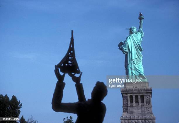 Eiffel and Liberty