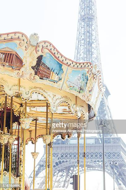 Eiffel Tower and Carrousel