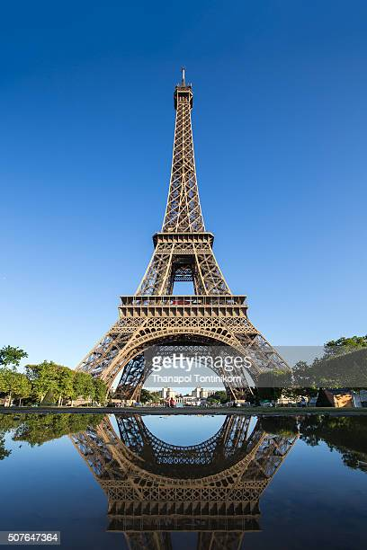 Eiffel Tower , Paris , France