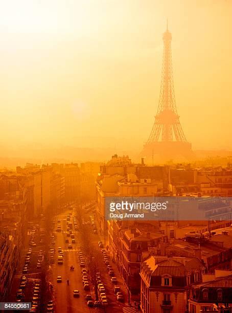 Eiffel Tower , Paris, France