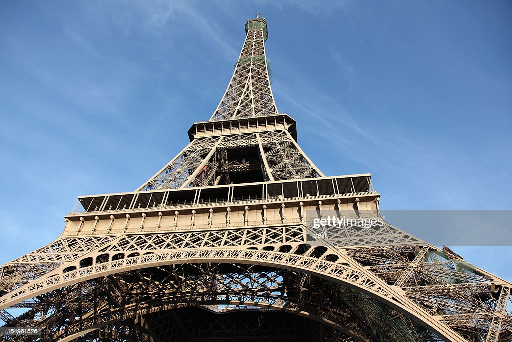 Eiffel Tower, Paris : Stock Photo