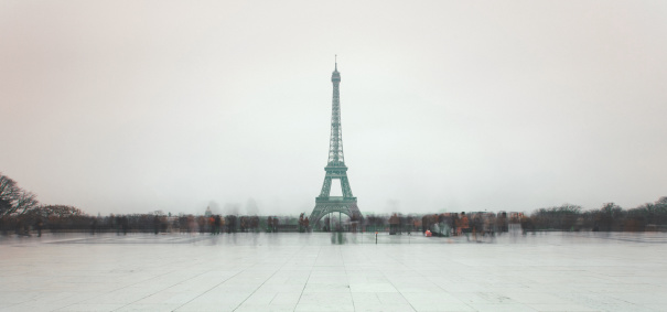Eiffel Tower - gettyimageskorea