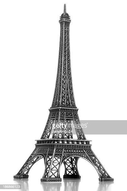 eiffel tower - international landmark stock pictures, royalty-free photos & images