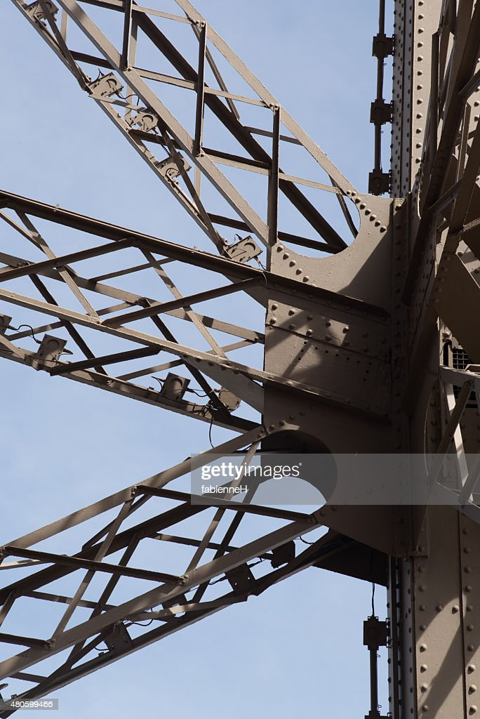 Eiffel tower : Stock Photo