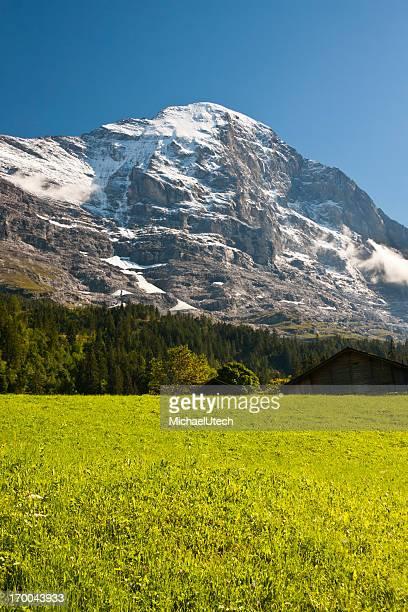 Eiger Nordwand, Swiss Alps
