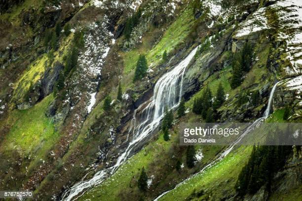 Eiger Waterfall