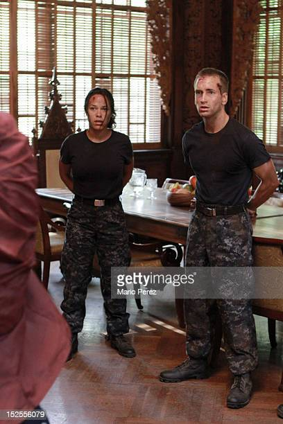 RESORT Eight Bells Marcus leads a search for three missing crew members of the Colorado a search that leads them to Serrat's compound where they...