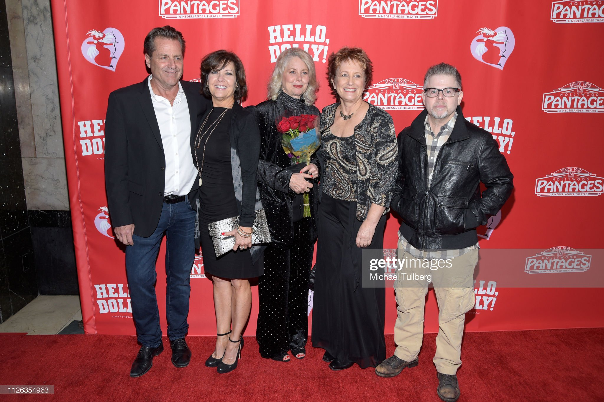 """Hello Dolly"" Los Angeles Premiere At The Hollywood Pantages Theatre : News Photo"