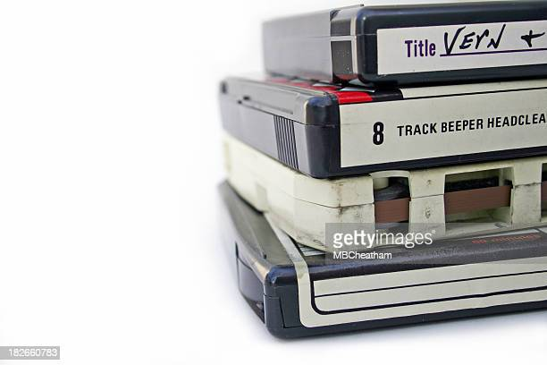 Eight Track Tapes