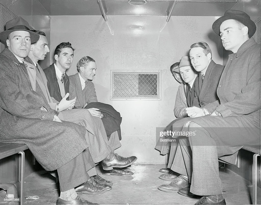 Students of the Union Theological Seminary : News Photo