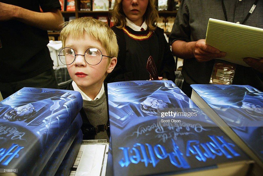 Harry Potter : News Photo