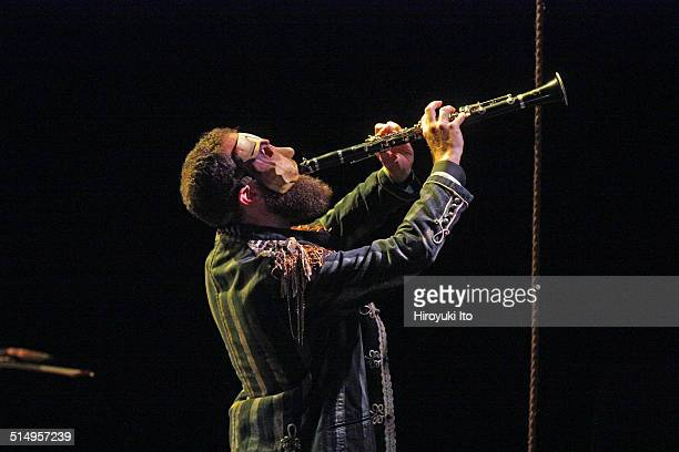 Eighth Blackbird performing in 'Heart Breath' at the opening night concert at the Miller Theater on Thursday night September 18 2014This imageMichael...