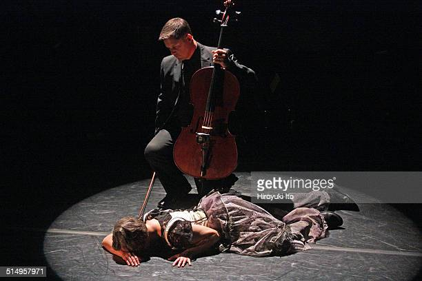 Eighth Blackbird performing in 'Heart Breath' at the opening night concert at the Miller Theater on Thursday night September 18 2014This...