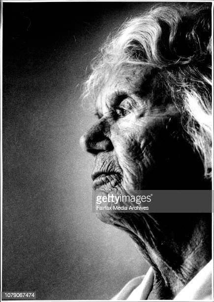 Eighty four year old Elizabeth Riddell renowned Sydney poet and journalist of note at the museum of contemporary art todayA poem a day to keep...