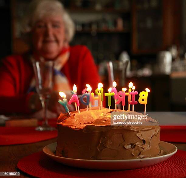 Eighty Something Birthday Cake Celebrations