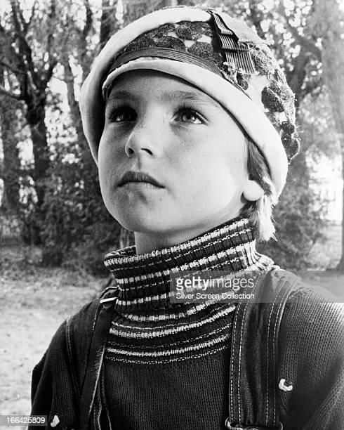 Eightyearold American actress Tatum O'Neal as Addie Loggins in 'Paper Moon' directed by Peter Bogdanovich 1973
