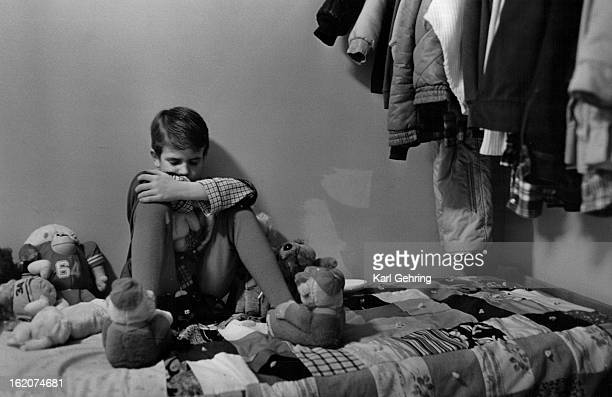 JAN 5 1988 Eightyearold Joshue XX sat on his bed in the Samaritan Shelter in Denver He was being punished for a temper tantrum by not being allowed...